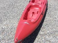 MSRP: $1249 PRICE: $600 This is a used Hobie Odyssey in