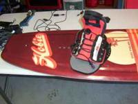 a nice califirnia board, top of line in its class, see