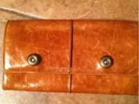 Hobo wallet like new Cash or credit cards accepted call