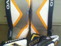 Used by Chris Mason Former Goalie for the Nashville