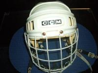 I have a men's or high school size CCM ice hockey