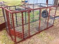 Just in time for deer season!! Hog traps for sale