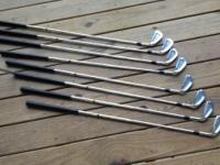 YOU GET IT ALL!!! FULL IRON SET OF BEN HOGAN EDGE IRONS