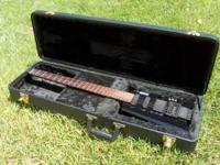 "Steinberger-licensed ""Hohner G3t Headless Guitar"" with"