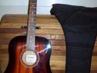 Like new (excellent condition) Hohner Sunburst