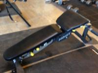 Utilized Hoist Adjustable Bench for Sale in West