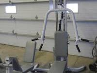 Hoist H210 Multi Gym. Includes Leg Press - You pickup.