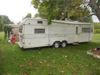 I have this 30ft camper i would like to sell, but i