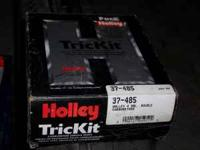 Holley Carburetor 37-485 TricKit. Fits 4150 and 4160