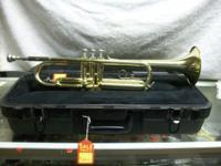 hollt trupihet used good playing condition, with case