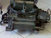 i have this holly 4bbl carb was on a 5.0 mustang it