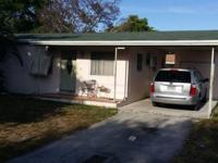 This 2 Bedroom 1 Bath Home is a Great Fixer Upper.Sits