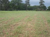 Nice 1.5 acre parcel of pasture in the country north of