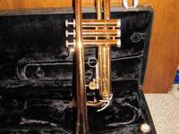 I am selling my Holton Student Trumpet for $200. Serial
