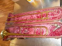 We have a Holton Trombone for sale here, it features 2