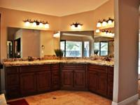 LOVELY Kitchen area and Bathroom Cabinetry Styles at
