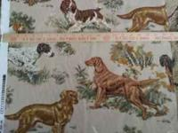 "I have a piece of 60"" wide home decor fabric that has"
