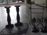 Type: Decor Type: Candle Holders/Fruit Basket/Towel