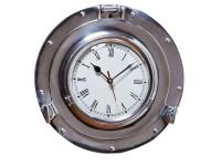For the sea lover, our Porthole Wall Clock is a
