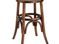 The Hamilton Bentwood Low Stool will instantly