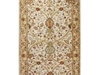The Anatole Area Rug features the traditional design