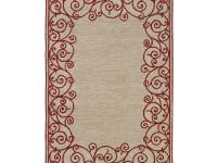 Make a literary statement with this delightful area rug