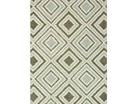 The modern Insignia Area Rug is quality crafted of
