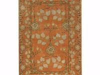 This rug offers a beautiful, intricate design that will
