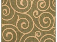 From the Patio collection, this unique floor covering