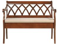 Whether as an entryway bench or to add additional