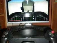 I have a Home Flight Simulation system that is like new