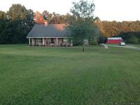 1850 sq.ft. home 3 BR 2 1/2 baths with 6 acres and a