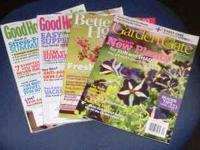 House & Garden magazines: Garden Gate -- April 2011