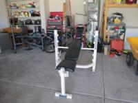 ---$1,250 for all--- -Tuff stuff power rack $1000