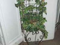 Superior Home Interior Bird Cage W/ Stand Asking $50 Amy