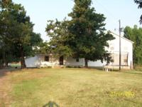 Land plus house for sale in Northwest TN 5 mins. from