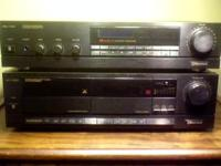 Sherwood RA-1140 Stereo 4-speaker Surround Sound AM/FM