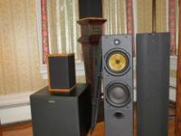 Home Theater Components/System. condition: