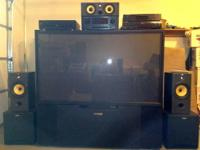 830 Watt Marantz complete home theater system includes