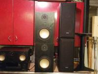 I've got some Home Theater equipment for sale. All of