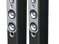 Complete home theater system Infinity Speakers (Primus