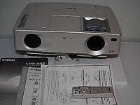 The Yamaha LPX-500 is an LCD projector that was