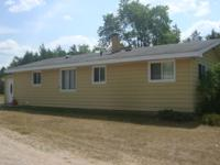 This 3-bedroom, 1-bath home includes over 5 acres