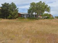 Wonderful location with with almost 8 acres and