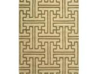 The Maze Area Rug offers unquestionable quality with