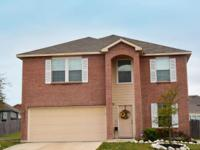 Four bedrooms, 3 baths, 2 living areas, big walk-in