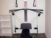 Home weight set for sale. EXCELLENT condition. Crossbow