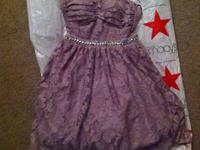NEW WITH TAGS beautiful formal dress Bought brand new