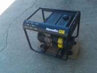 Homelite 2500 W generator. Perfect for deer camp. $239