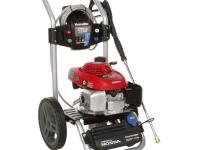 This Homelite 2,700 psi 2.3 GPM TTI Axial Pump Gas
